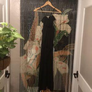 Joie Slinky Satin Maxi Dress for SALE!